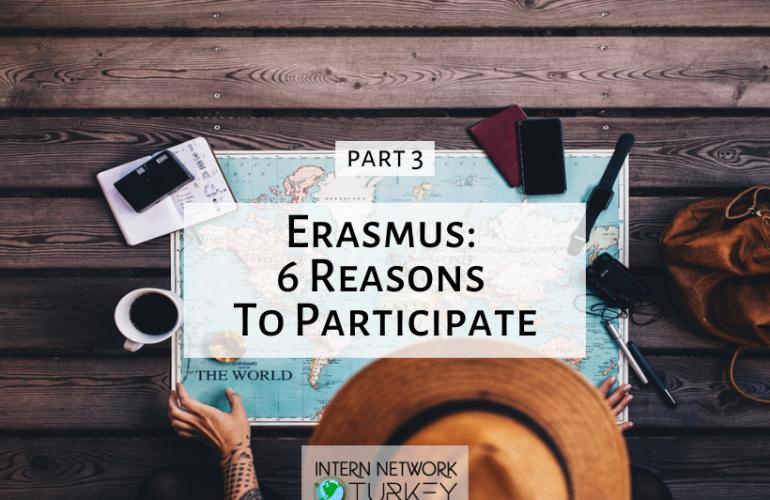 Erasmus+ Internship