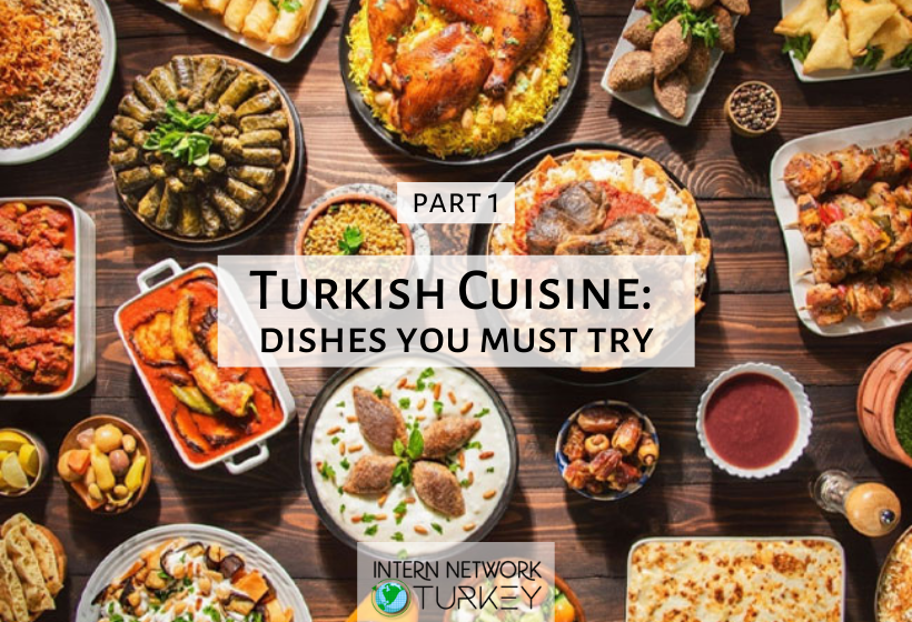 Turkish Cuisine part 1