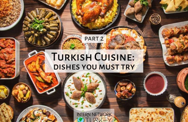 Turkish Cuisine part 2